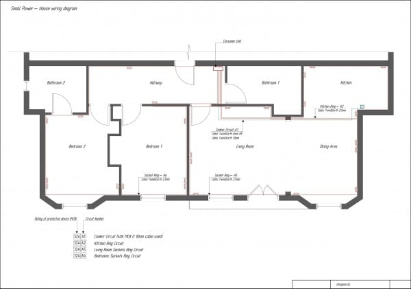 How To Draw A Home Wiring Diagram