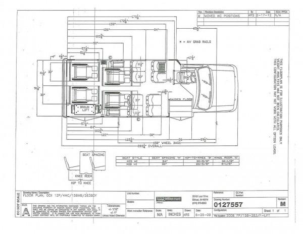Goshen Coach Wiring Diagrams