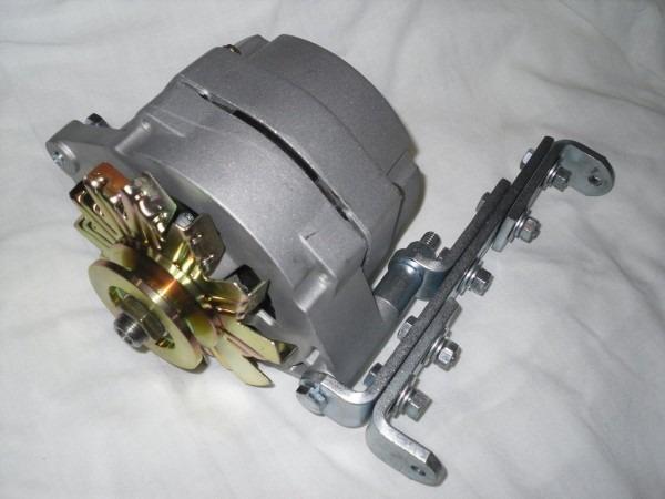 Install A 6 Volt Alternator On Your Old Car!  7 Steps