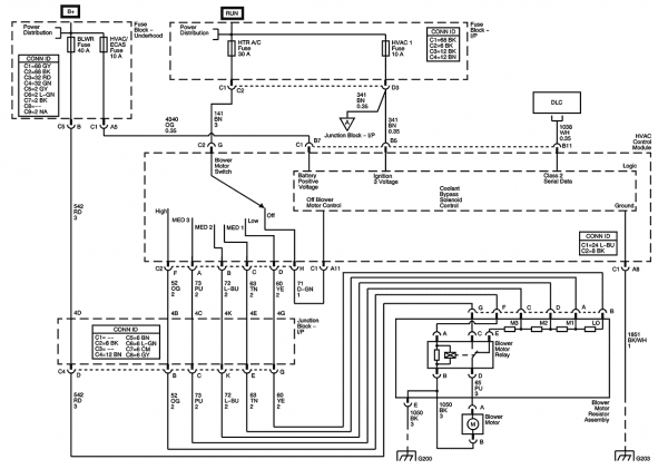 1997 Gmc C6500 Wiring Diagram