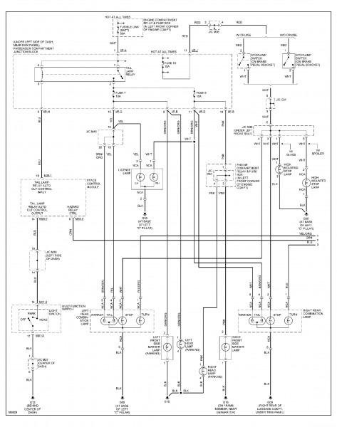 2010 Hyundai Tucson Wiring Diagram
