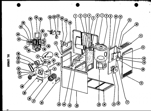 Oil Boiler Parts Diagram