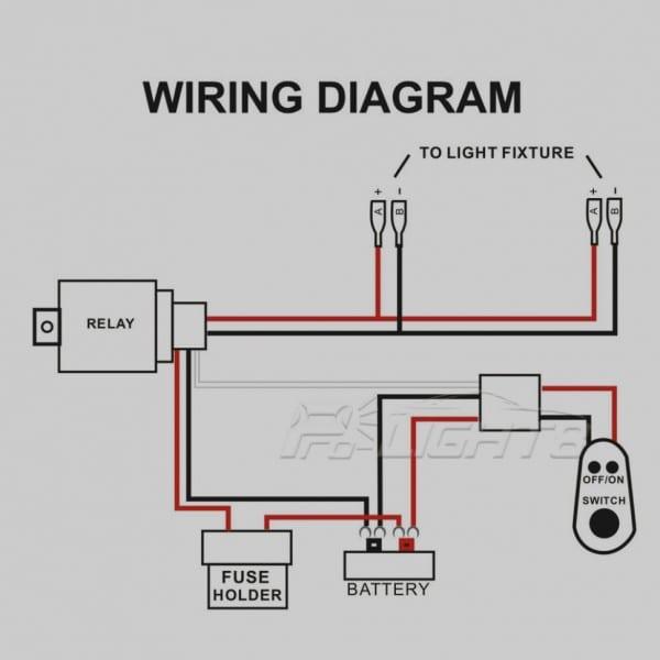 Basic Light Switch Diagram