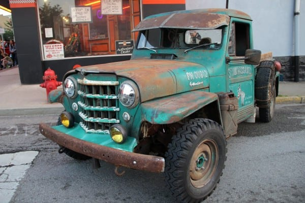 1952 Willys Jeep Truck Rat Rod – Offroaders Com