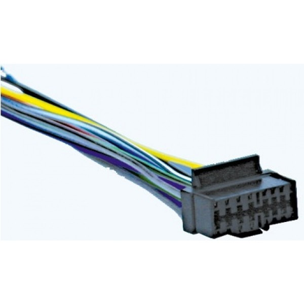 Radio Wire Harness For Jvc