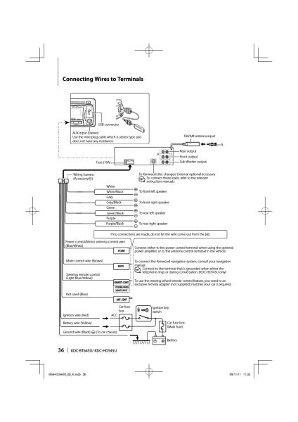 Kenwood Kdc 108 Wiring Diagram from www.tankbig.com