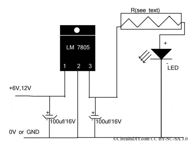 Cheapest High Power Led Driver Circuit Diagram – Circuits Diy