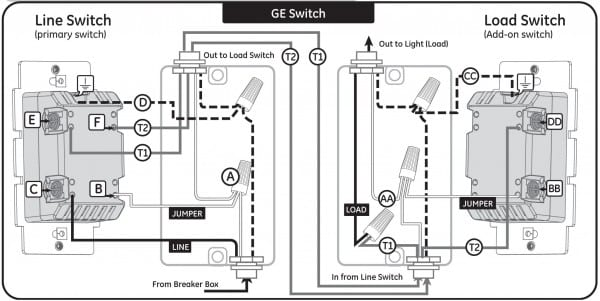 Leviton 3 Way Dimmer Switch Wiring Diagram Inspirational