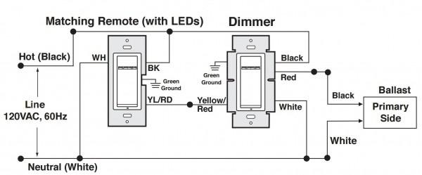 3 Way Switch Wiring Diagram Led