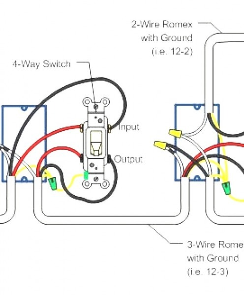 Leviton 4 Way Switch Wiring Diagram  U2013 Car Wiring Diagram