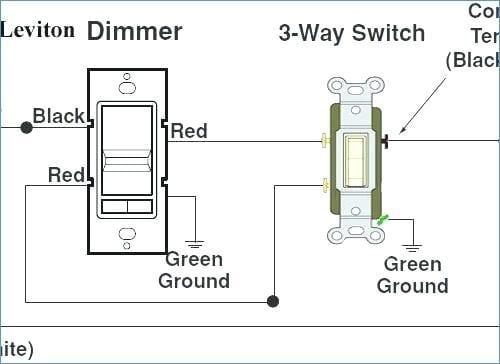 Leviton Dimmer Switch Wiring Diagram