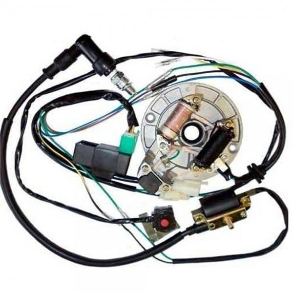 Loncin 125 Wiring Diagram