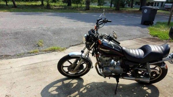1982 Kawasaki 440 Ltd Motorcycle