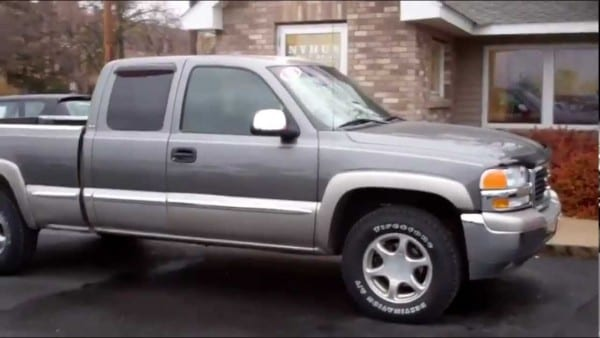 2001 Gmc Sierra 1500 Sle Z71 Off Road 4x4