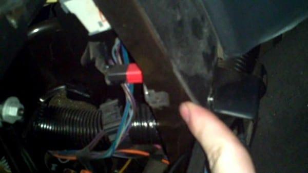 1999 Chevy Camaro Turn Signal Flasher Location