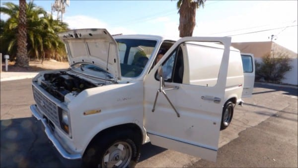 1989 Ford Econoline For Sale On Ebay