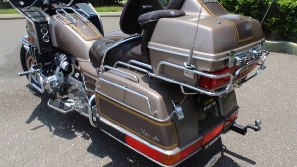 Sold  1984 Honda Goldwing Gl1200 Aspencade With Velorex