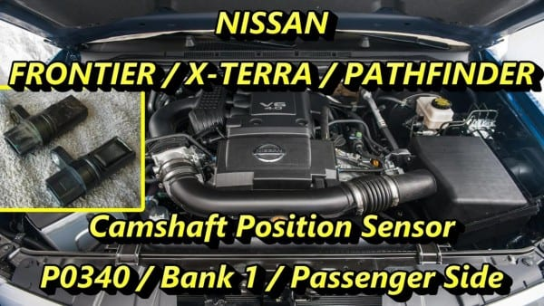 Camshaft Position Sensor Nissan Frontier Pathfinder Xterra