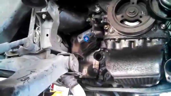 2005 Ford Escape Alternator Replacement