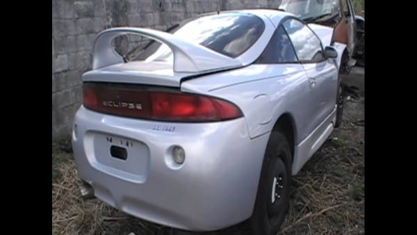 Just In  1999 Eclipse Gst 2 0l Automatic Parts For Sale