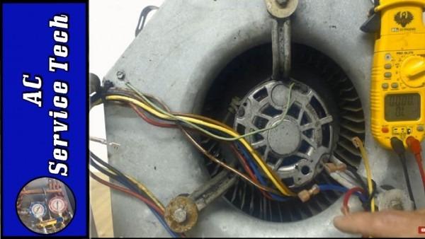 240 Volt Psc Blower Motor Fan Speeds
