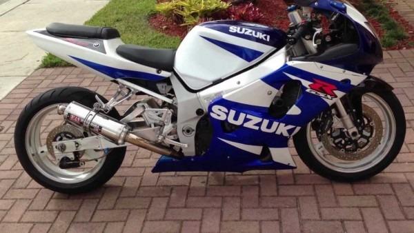 2002 Suzuki Gsxr 750 Sale