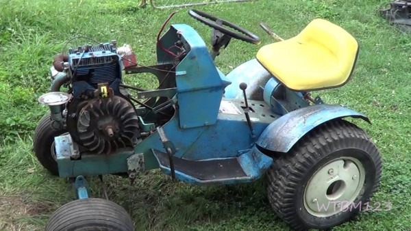 Ss 14 Sears Suburban , Some New Parts ,garden Tractor
