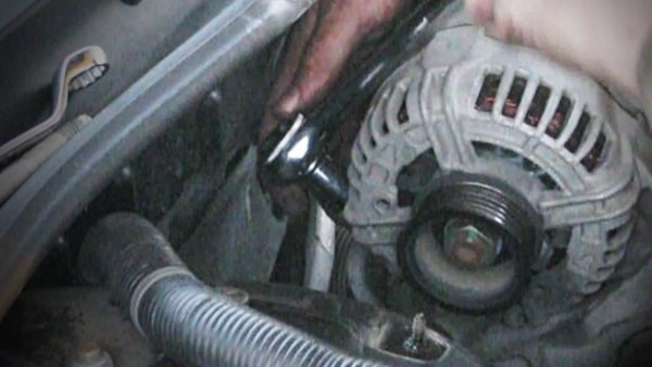 How To Remove An Alternator