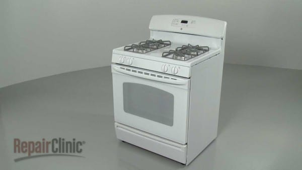 Ge Gas Oven Disassembly – Range Repair Help