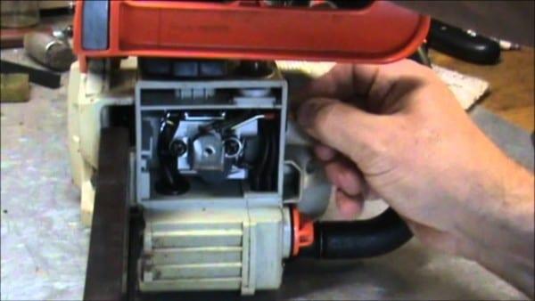 Echo 3000 Chain Saw Carburetor Adjustment