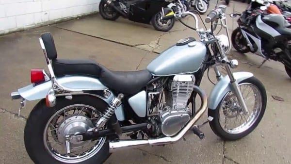 2001 Suzuki Savage Ls650 For Sale $1,999 U2912