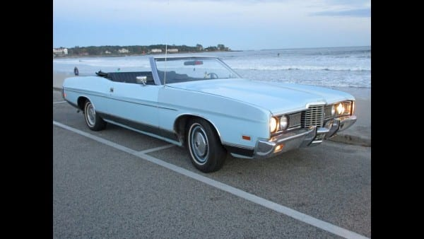 1972 Ford Ltd Convertible For Sale Or Trade Motorland