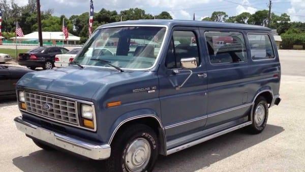 1988 Ford E150 Econoline