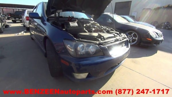 2001 Lexus Is300 Parts For Sale