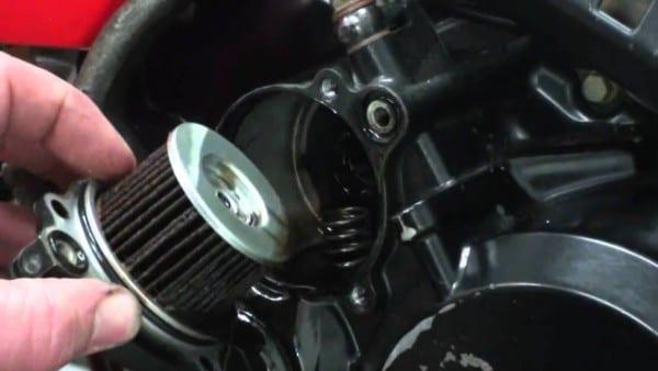 Honda Atv Oil Filter