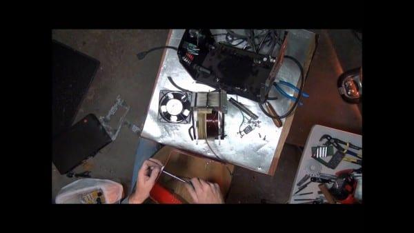 Scrapping A Vaper 70 Amp Arc Welder