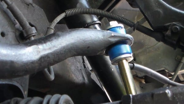How To Fix Swaybar Link Problems 91