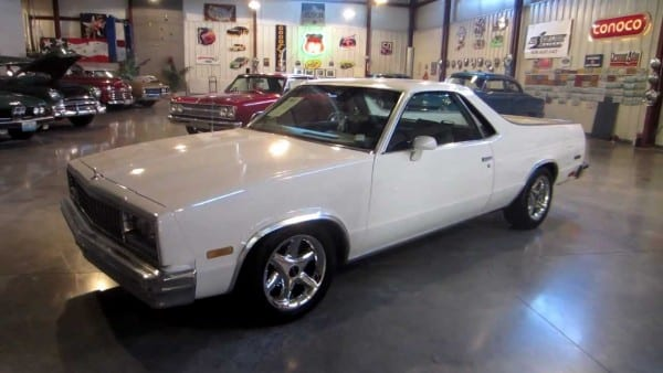 Sold 1983 Chevrolet El Camino For Sale, Passing Lane Motors