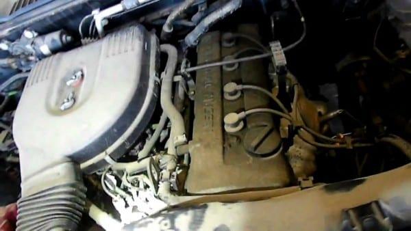 12e0476 1998 Nissan Frontier,2 4,m T ,rwd,101517 Miles,morrison's
