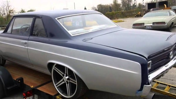 1965 Buick Special Pick Up