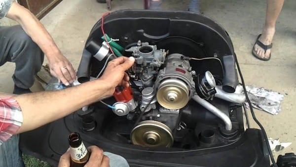 Vw Bus T2 Engine Startedbojan Stajic