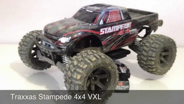 Traxxas Stampede 4x4 Vxl Review And Upgrades