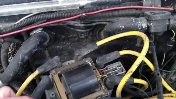 Chevy Sbc Spark Plug Wire Order