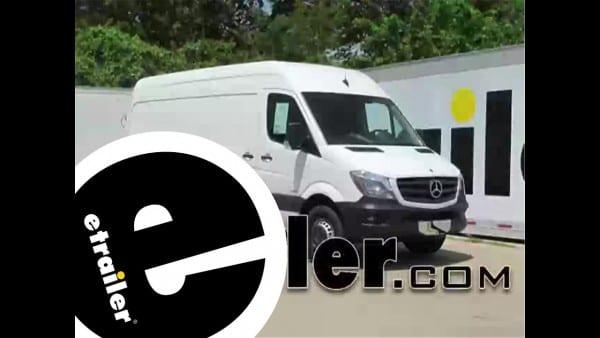 Install Trailer Wiring 2014 Mercedes Benz Sprinter 119190kit