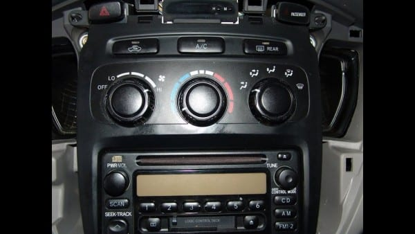 How To Repair Toyota Highlander Climate Control