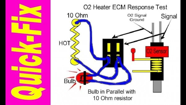 O2 Sensor Wiring
