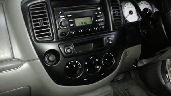 How To Remove The Factory Radio From A Ford Escape  Mazda Tribute