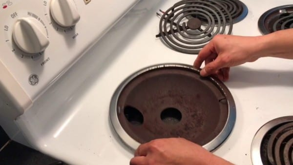 Electric Stove Burner Receptacle Replacement