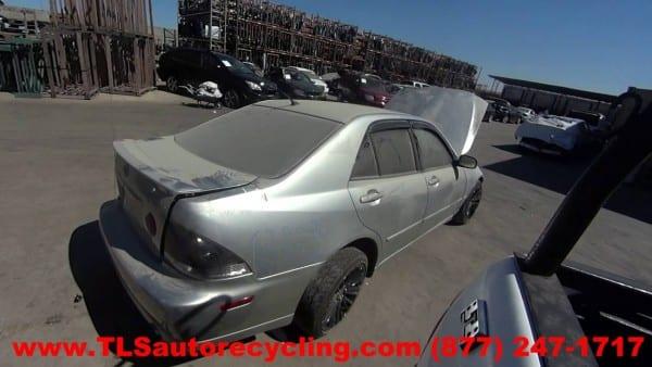 2002 Lexus Is300 Parts For Sale