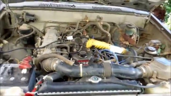 How To Change A Alternator In A Toyota 4runner